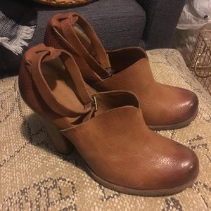 Kirk Ease Paulette Mary Jane heels